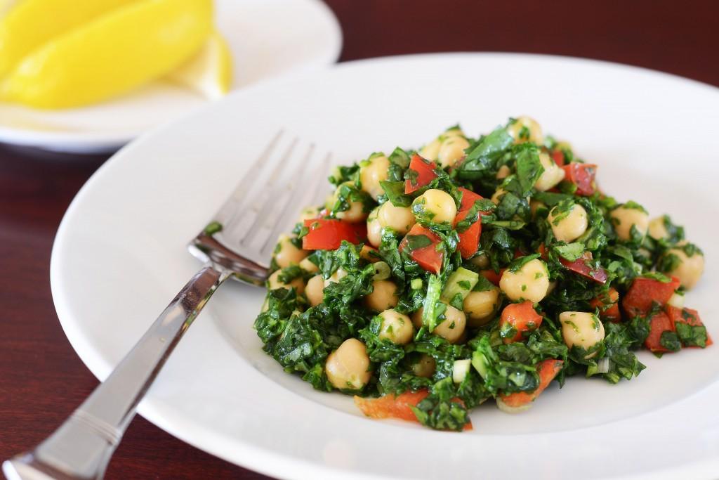 Salads With Kitchen Aid